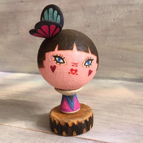 蝶子さんコケッチュ